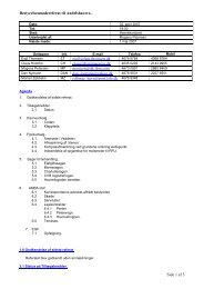 Referat fra bestyrelsesmøde 02/04-2007