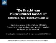Lees meer over Pluricultureel Kossel II - Rijksgebouwendienst