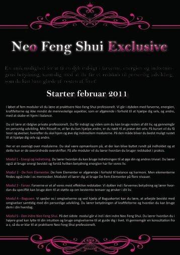 Neo Feng Shui Exclusive Neo Feng Shui Exclusive