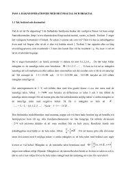 Skriv ut hela pass 1 (pdf)