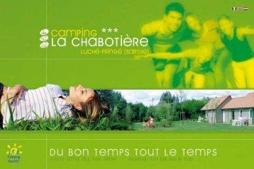 Download : Brochure - Camping la Chabotière
