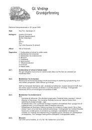 referat 2004-01.pdf - Gl. Vindinge Grundejerforening