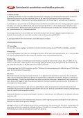 Elektrokemisk syredetektor med ModBus-gränssnitt ... - Page 3