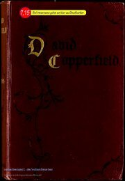 Charles Dickens The Personal History of David Copperfield