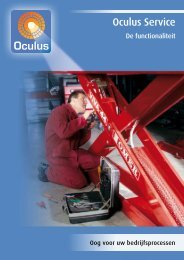 Oculus Service - Pantheon Automatisering