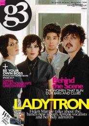 Nov 08 - G3 Magazine