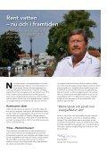 Rent vatten – nu och i framtiden - Trosa kommun - Page 2