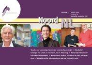 Noorden kan toekomstige trekker voor economische groei zijn - SNN