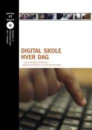 Utredning: Digital skole hver dag - ITU