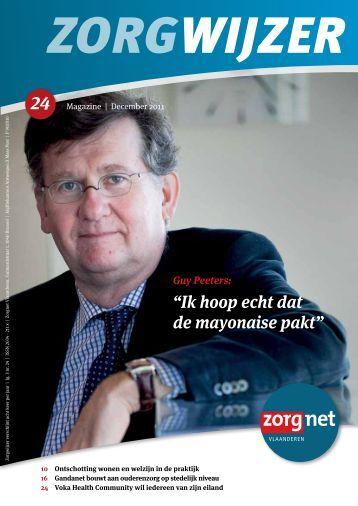 Zorgwijzer 24 - Zorgnet Vlaanderen