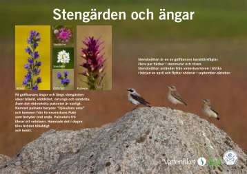 Se alla skyltarns som pdf - Kristianstads Vattenrike