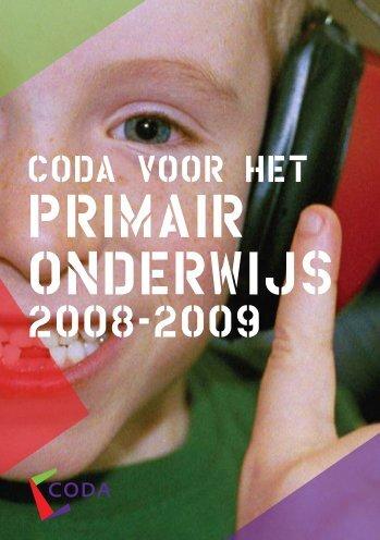 Primair onderwijs - ADIC - Sociaal Netwerk Veluwe
