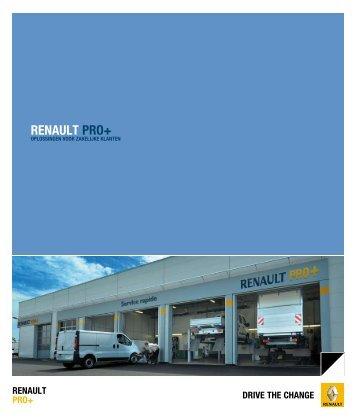 Download brochure Renault Pro+