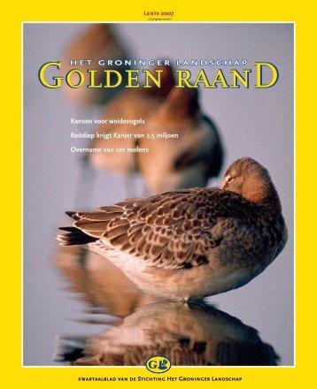 Kansen voor weidevogels Reitdiep krijgt Kanjer van 2,5 miljoen ...