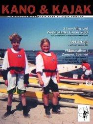 23 medaljer ved World Master Games 2002 Året der gik 23 medaljer ...
