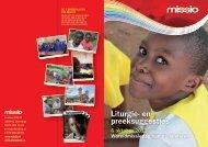 Liturgie- en preeksuggesties Wereldmissiedag van de kinderen - Klap