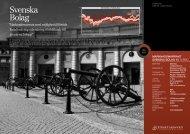 Svenska Bolag - Strukturinvest