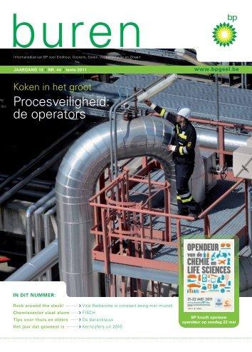 Procesveiligheid: de operators - BP