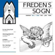 2004 nr. 1 - Fredens Kirke/Fredens sogn