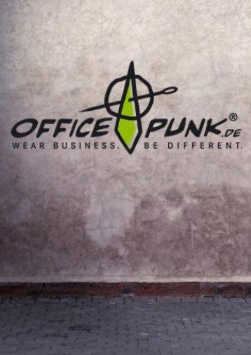 OfficePunk - Lookbook