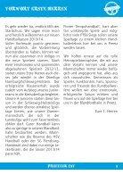 Hallenheft PTSV Ausgabe 2 - Page 3