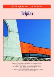 Triplex - Multiplaat Werkendam