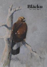 2007 nr 1 - Gotlands Ornitologiska Förening