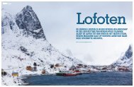 Lofoten - REIZEN Magazine