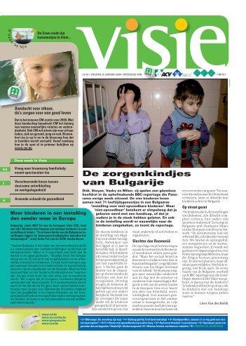 De zorgenkindjes van Bulgarije - ACV