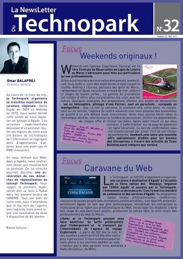 Caravane du Web - Technopark