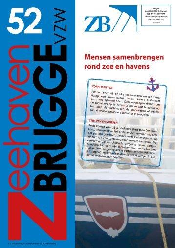 Mensen samenbrengen rond zee en havens - Zeehaven Brugge vzw