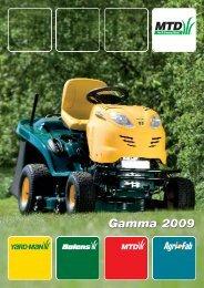 Gamma 2009 - Bolens