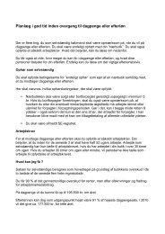 Planlæg dagpenge og efterløn med ase - NBL
