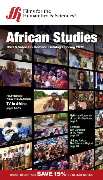 African Studies - Films for the Humanities and Sciences