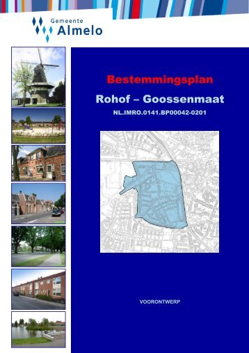 Toelichting - Gemeente Almelo