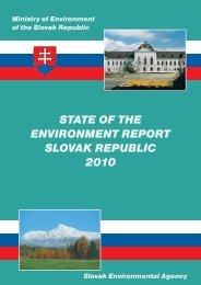 Flora, Fauna and Protected Parts of Nature - Enviroportal.sk