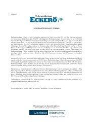 Broschyr (PDF 546 KB) - Danske Bank