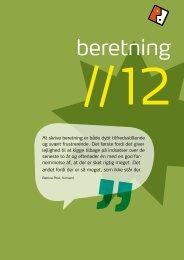 Læs Hovedbestyrelsens beretning for 2010 - 2012 - Dansk ...