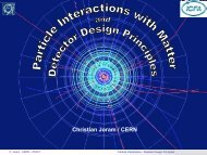 Particle Interactions Part 5