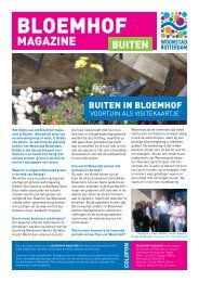 Editie 3, thema Buiten - Woonstad Rotterdam