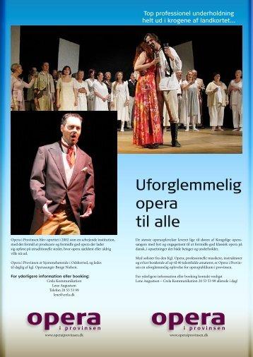 Opera i Provinsen - Crela Kommunikation