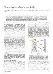 Diagnosticering af moderne solceller - Kvant
