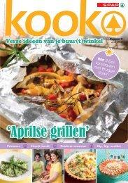 Kook magazine - SPAR NIEUW GENT PIGE BVBA