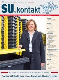 Vom Abfall zur wertvollen Ressource - GL VERLAGS GmbH