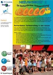 NIEUWSBRIEF 2 - Verkeersslang.nl
