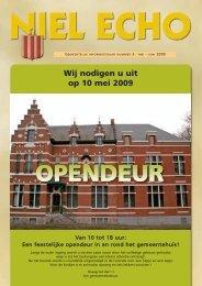Niel Echo - Editie mei - juni 2009 - FotoNiel