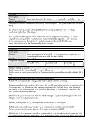 Delaftale 6 Delprogram Sø Opgave ... - Naturstyrelsen