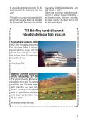 Briefing nr 61 - Scandinavian Geographic Society - Page 5