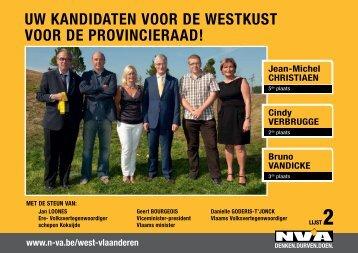 N-VA-kandidaten-provincie-Westkust - Bruno