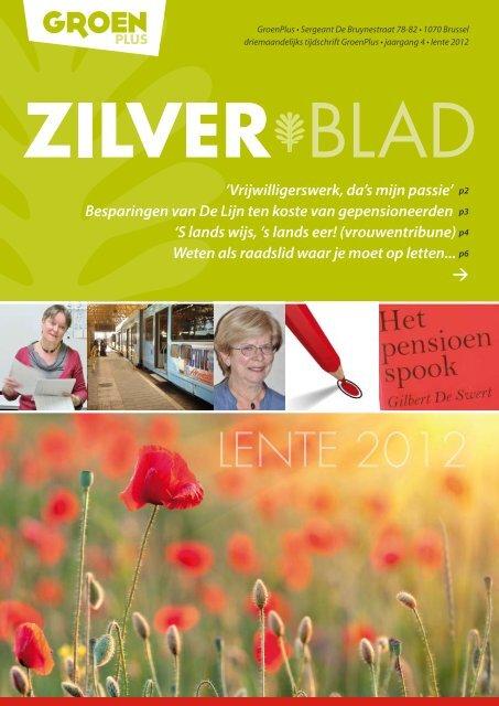 LENTE 2012 - Groen Plus